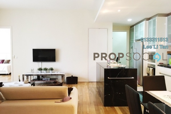 For Sale Condominium at St Mary Residences, KLCC Freehold Fully Furnished 3R/3B 1.8m