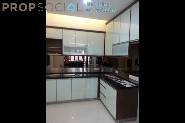 For Sale Serviced Residence at Gembira Residen, Kuchai Lama Freehold Semi Furnished 3R/2B 705k