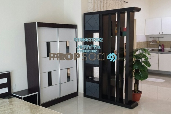 For Rent SoHo/Studio at Metropolitan Square, Damansara Perdana Freehold Fully Furnished 1R/0B 1.35k