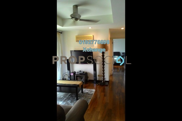 For Sale Condominium at Bangsar Puteri, Bangsar Freehold Fully Furnished 2R/2B 1.1m