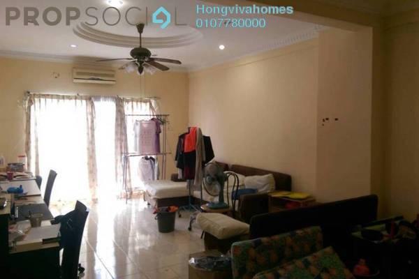 For Sale Condominium at Prima Setapak I, Setapak Freehold Semi Furnished 3R/2B 485k