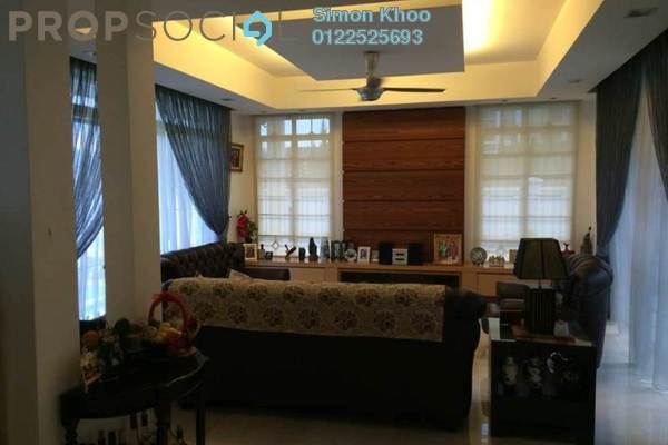 For Sale Bungalow at BK6, Bandar Kinrara Freehold Fully Furnished 7R/6B 4.5m