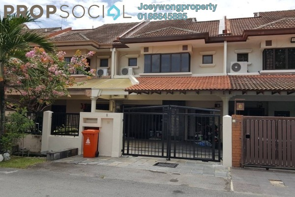 For Rent Terrace at BU10, Bandar Utama Freehold Semi Furnished 4R/3B 2.4k