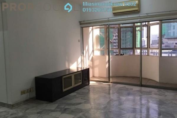 For Rent Condominium at Gemilang Indah, Old Klang Road Freehold Semi Furnished 3R/2B 1.3k