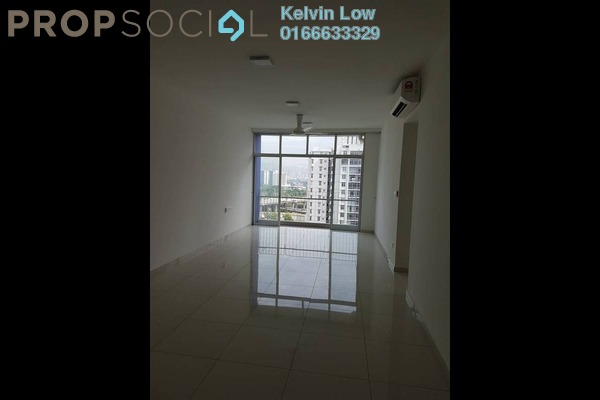 For Rent Condominium at Midfields 2, Sungai Besi Freehold Semi Furnished 3R/2B 1.9k