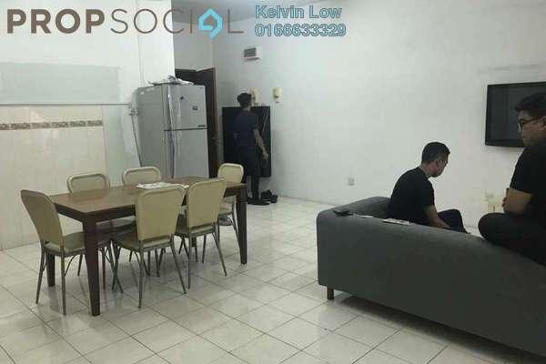 For Rent Condominium at Bayu Puteri, Tropicana Freehold Semi Furnished 3R/2B 1.3k