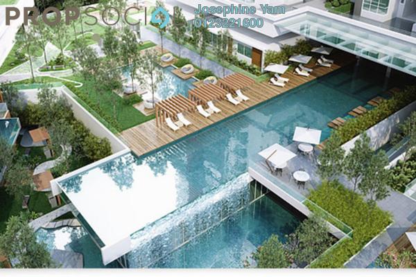 For Rent Condominium at Seringin Residences, Kuchai Lama Freehold Fully Furnished 3R/4B 3.3k
