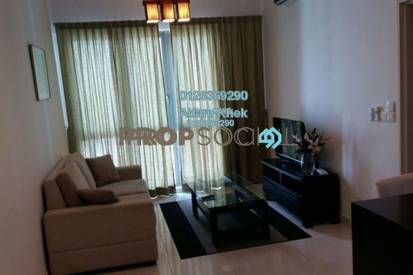 For Rent Condominium at Tropicana City Tropics, Petaling Jaya Freehold Fully Furnished 2R/2B 2.2k