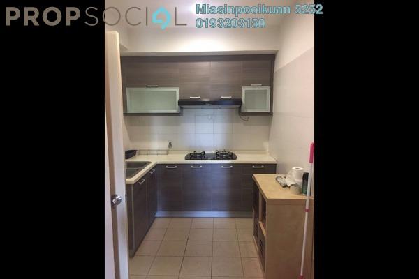 For Rent Condominium at Casa Desa, Taman Desa Freehold Semi Furnished 3R/2B 1.6k