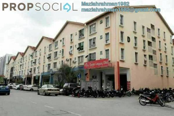 For Sale Apartment at Section 7, Shah Alam Freehold Unfurnished 3R/2B 225k
