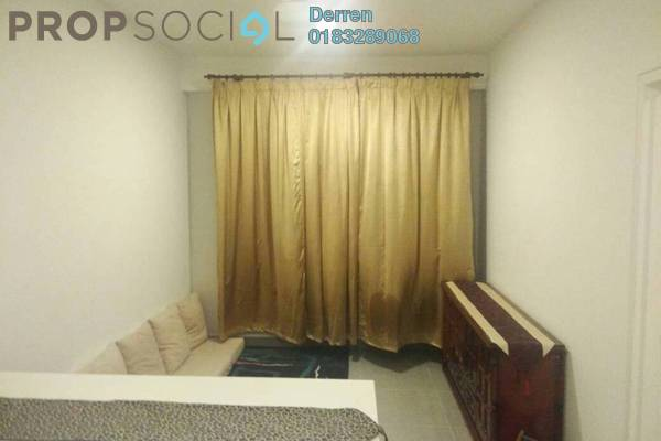 For Rent SoHo/Studio at Kanvas, Cyberjaya Freehold Fully Furnished 1R/1B 1.3k