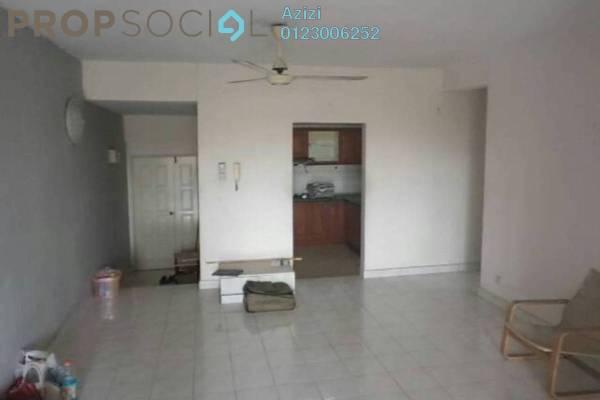 For Sale Condominium at Kemuncak Shah Alam, Shah Alam Leasehold Semi Furnished 2R/2B 340k