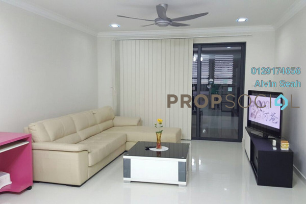 For Sale Condominium at Ameera Residences, Petaling Jaya Freehold Semi Furnished 3R/2B 1.18m