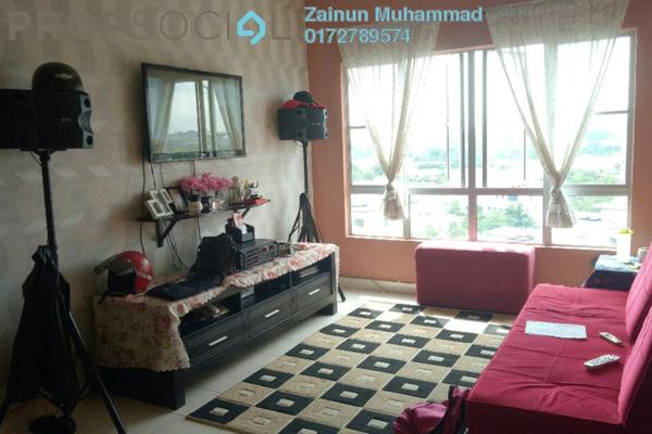 For Sale Apartment at Seksyen 5, Bangi Freehold Unfurnished 3R/2B 270k