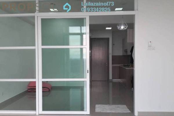 For Rent Condominium at Mutiara Ville, Cyberjaya Freehold Semi Furnished 1R/1B 1.3k