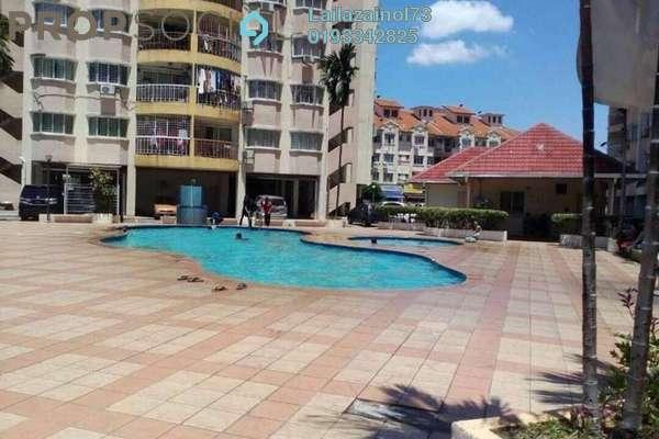 For Rent Apartment at Pandan Utama, Pandan Indah Freehold Unfurnished 3R/2B 1.5k