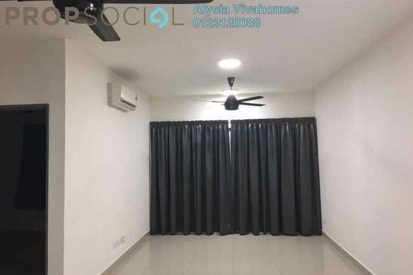 For Rent Condominium at Koi Prima, Puchong Freehold Semi Furnished 3R/2B 1.3k