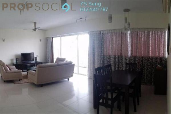 For Rent Condominium at The Residence, Mont Kiara Freehold Fully Furnished 4R/4B 4.2k