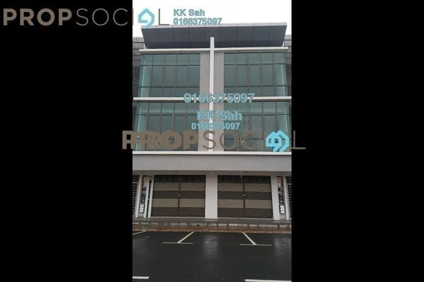 For Rent Shop at Bandar Bukit Tinggi 2, Klang Freehold Unfurnished 3R/5B 6k
