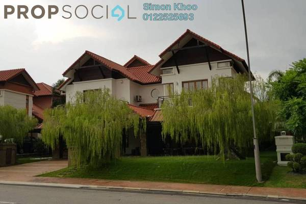 For Sale Bungalow at Damansara Idaman, Tropicana Freehold Fully Furnished 5R/6B 6m