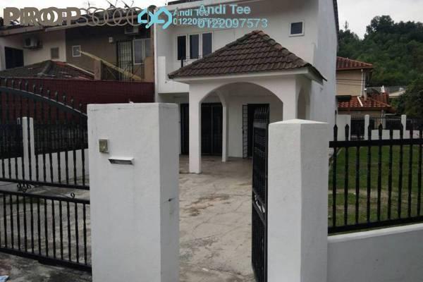For Sale Terrace at Taman Jasmin, Kajang Freehold Unfurnished 4R/3B 560k