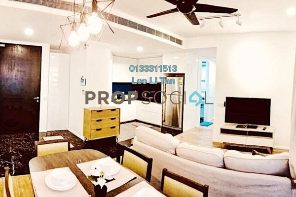 For Sale Condominium at Arcoris, Mont Kiara Freehold Fully Furnished 2R/2B 1.15m