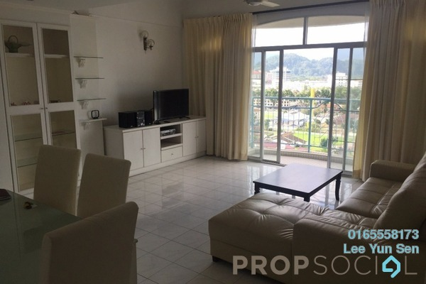 For Rent Condominium at Prima Ipoh Condominium, Ipoh Freehold Fully Furnished 2R/2B 1.7k