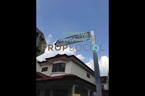 For Rent Terrace at Taman Kajang Mulia, Kajang Freehold Fully Furnished 3R/3B 1.35k