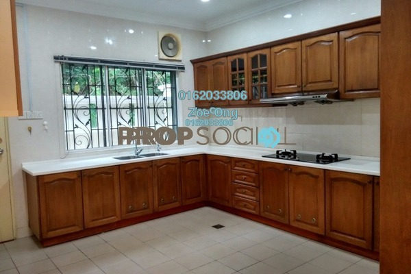 For Rent Semi-Detached at Section 9, Kota Damansara Freehold Fully Furnished 5R/4B 4.5k
