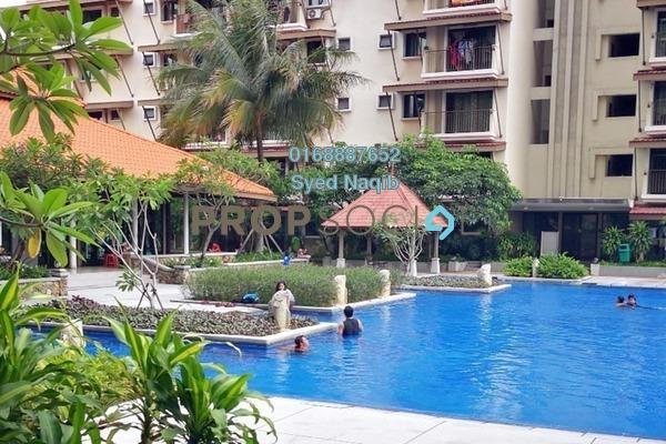 For Sale Condominium at Puri Aiyu, Shah Alam Freehold Semi Furnished 3R/2B 340k