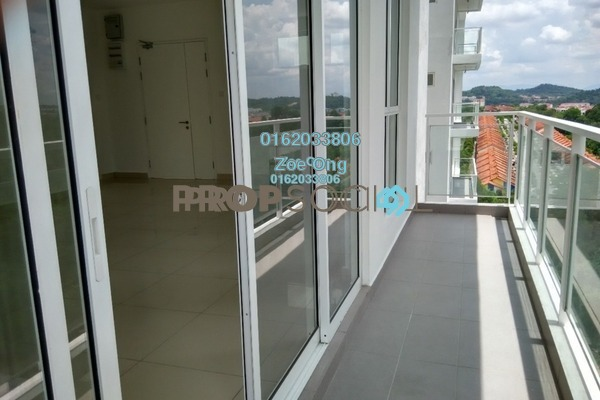 For Sale Condominium at Duet Residence, Bandar Kinrara Freehold Unfurnished 3R/2B 620k