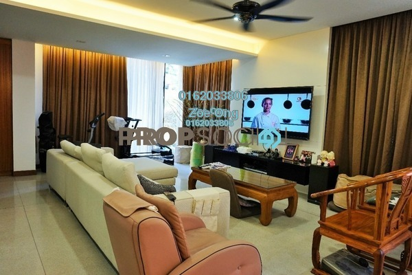 For Sale Semi-Detached at Tropicana Golf & Country Resort, Tropicana Freehold Semi Furnished 5R/6B 2.98m