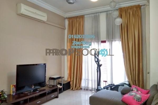 For Sale Terrace at Damansara Emas, Kota Damansara Leasehold Semi Furnished 4R/3B 870k