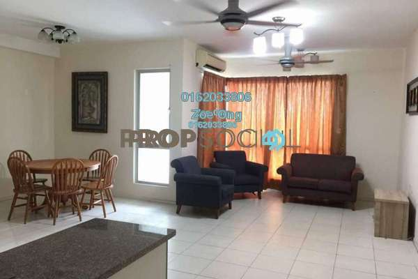 For Sale Condominium at Casa Indah 2, Tropicana Freehold Semi Furnished 2R/3B 650k