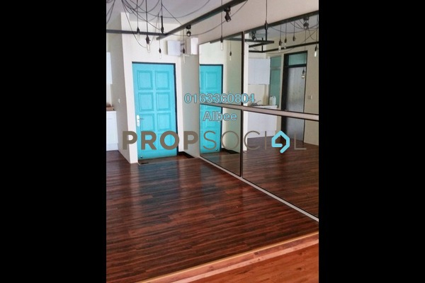 For Rent Condominium at Metropolitan Square, Damansara Perdana Freehold Semi Furnished 3R/2B 1.8k