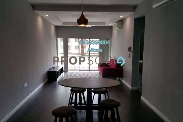 For Rent Condominium at Metropolitan Square, Damansara Perdana Freehold Fully Furnished 3R/2B 2.25k