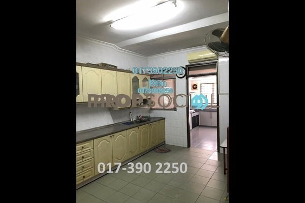 For Sale Terrace at BU4, Bandar Utama Freehold Semi Furnished 4R/3B 1.2m