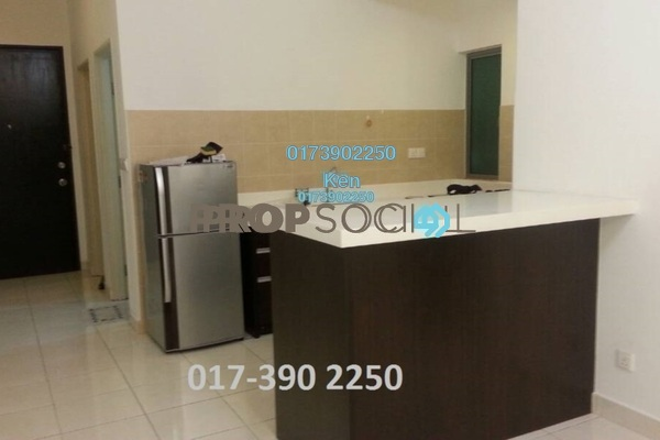 For Sale Serviced Residence at Tropicana City Tropics, Petaling Jaya Freehold Semi Furnished 2R/2B 570k