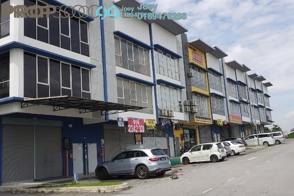 For Rent Factory at Taman Perindustrian Putra Permai, Seri Kembangan Freehold Semi Furnished 0R/3B 5k