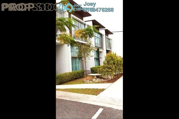 For Sale Terrace at Symphony Hills, Cyberjaya Freehold Fully Furnished 5R/6B 1.4m