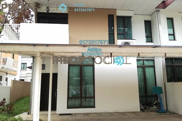 For Sale Semi-Detached at Taman Tasik Titiwangsa, Titiwangsa Freehold Semi Furnished 5R/5B 1.84m
