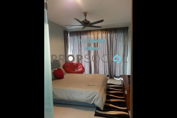For Rent Condominium at Pacific Place, Ara Damansara Freehold Fully Furnished 1R/1B 1.4k