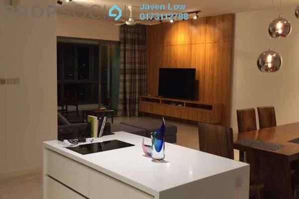 For Rent Condominium at Seni, Mont Kiara Freehold Fully Furnished 4R/5B 9k