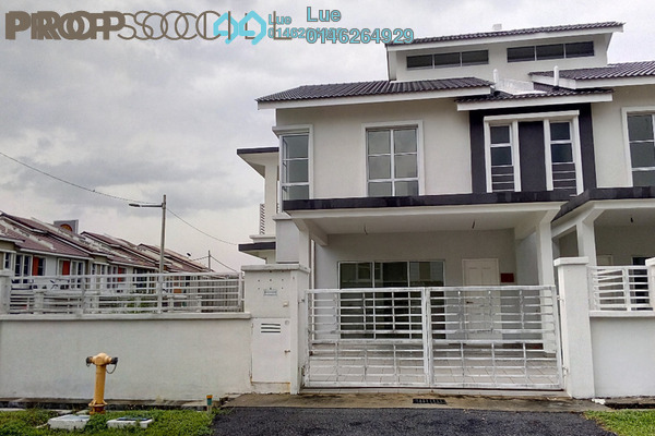 For Sale Terrace at D'Demang, Bandar Putra Permai Leasehold Unfurnished 4R/3B 715k