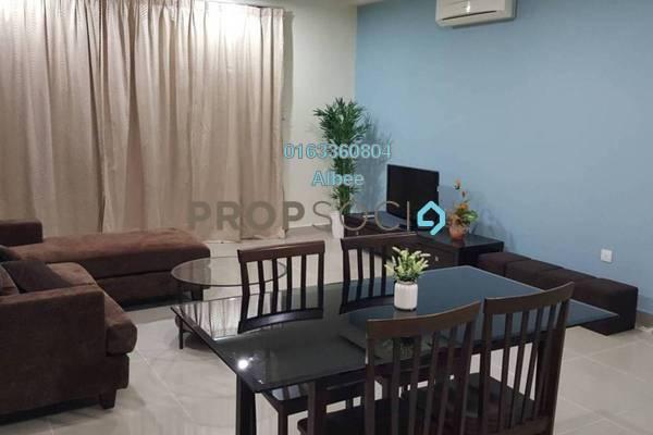 For Rent Condominium at Ritze Perdana 2, Damansara Perdana Freehold Fully Furnished 0R/1B 1.7k