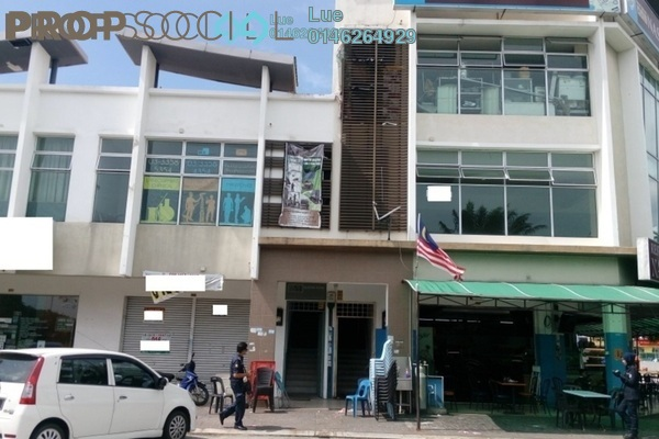 For Rent Shop at Nafiri, Bandar Bukit Raja Freehold Unfurnished 0R/0B 3.5k
