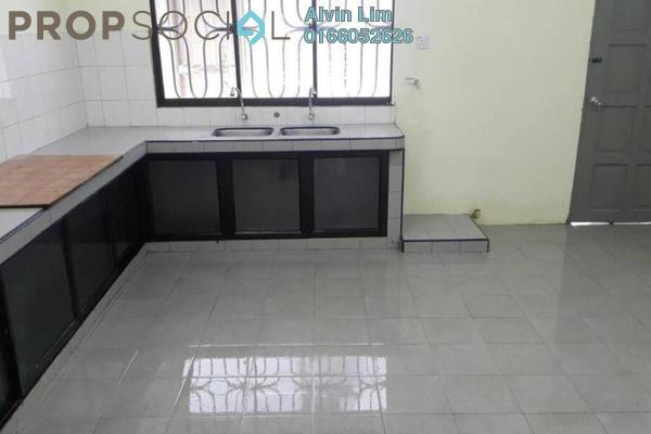 For Sale Terrace at Taman Klang Utama, Klang Freehold Unfurnished 3R/2B 370k