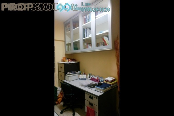 For Sale Terrace at PJS 7, Bandar Sunway Leasehold Semi Furnished 4R/2B 930k