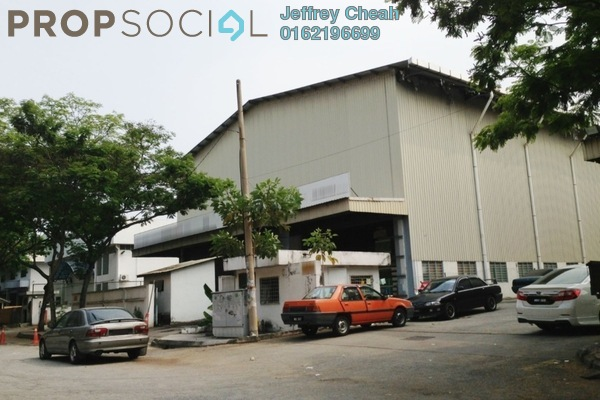 For Sale Factory at Taman Bukit Maluri, Kepong Freehold Semi Furnished 0R/0B 13m