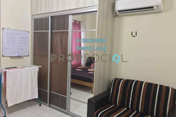 For Rent Condominium at Neo Damansara, Damansara Perdana Freehold Fully Furnished 1R/1B 1.45k